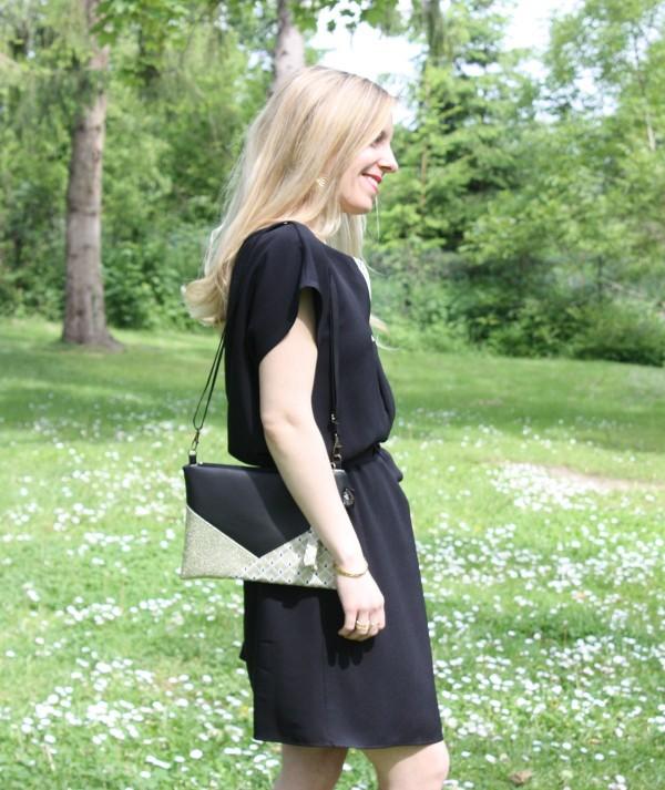 La petite robe noire, indispensable de son dressing