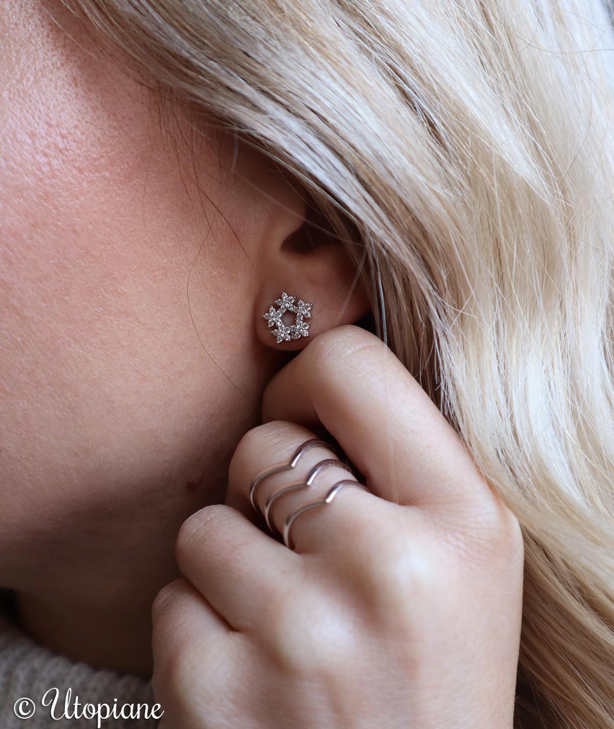 Boucles d'oreilles Annie