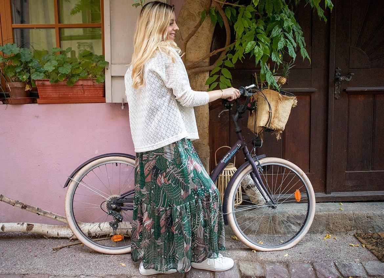 Comment porter ses vêtements d'été en automne-hiver ?