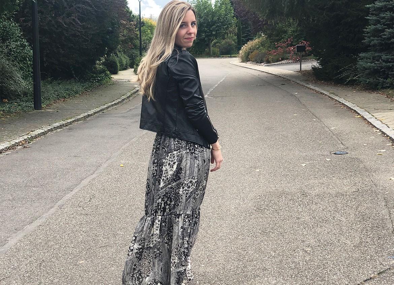 Look d'automne - Une robe, quatre looks à copier