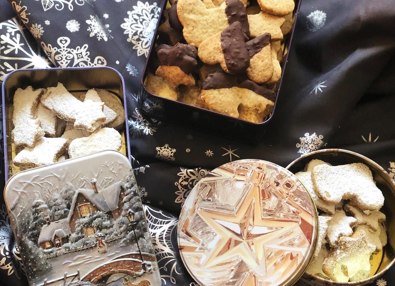 Deux recettes de bredele vegan pour un Noël tout en douceur